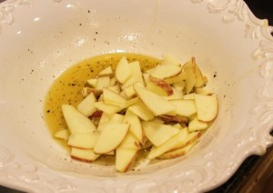 apple hazelnut