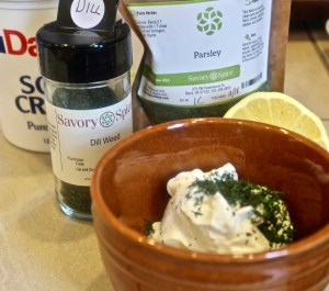 dill sauce ingredients