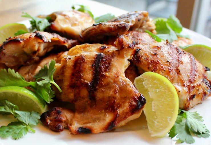 lime and garlic marinade