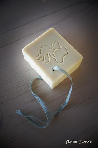 Buttermilk Baby Soap by Auntie Clara's