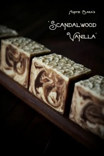 Scandalwood Vanilla