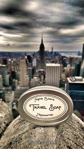 Travel Soap by Auntie Clara's
