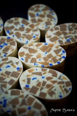 Hazelnut Nougat Soap by Auntie Clara's