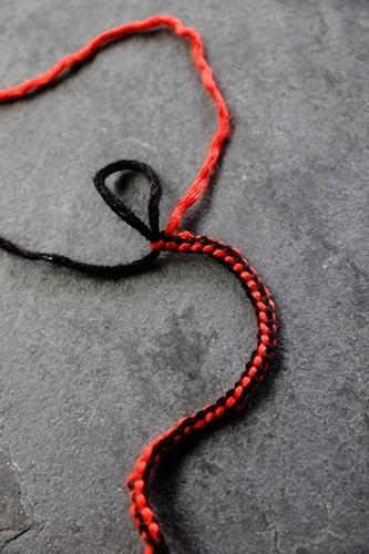 Tannie Elsa's cord