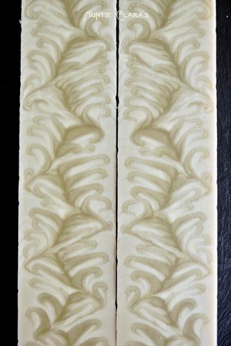 Ghost Swirl Soap