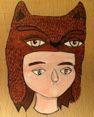 Pencil girl 2