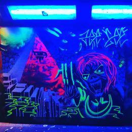 Wall paint Bristol 2