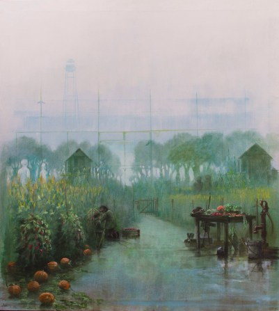 The Allotment - Andrew Burns Colwill