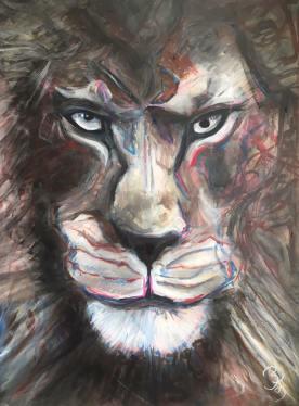 The Lion Sleeps no more Ben Sims