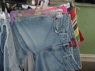 Consignment and resale shops have just what college kids want!