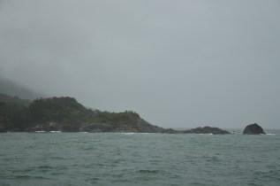 Rolling around on the Abel Tasman Sea!