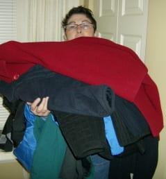 auntie stress coats