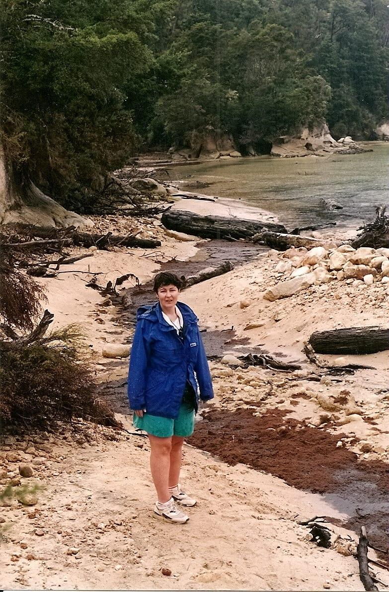 auntie stress abel tasman national park