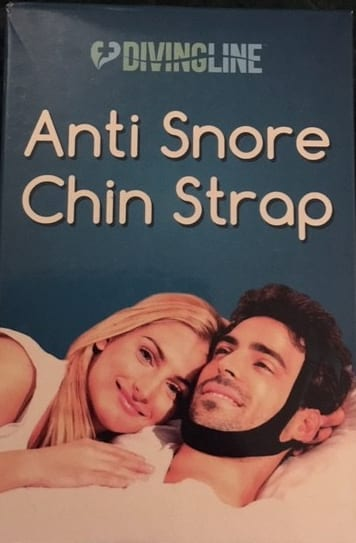 auntie stress Anti Snore Chin Strap