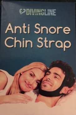 AntiSnoreChinStrap