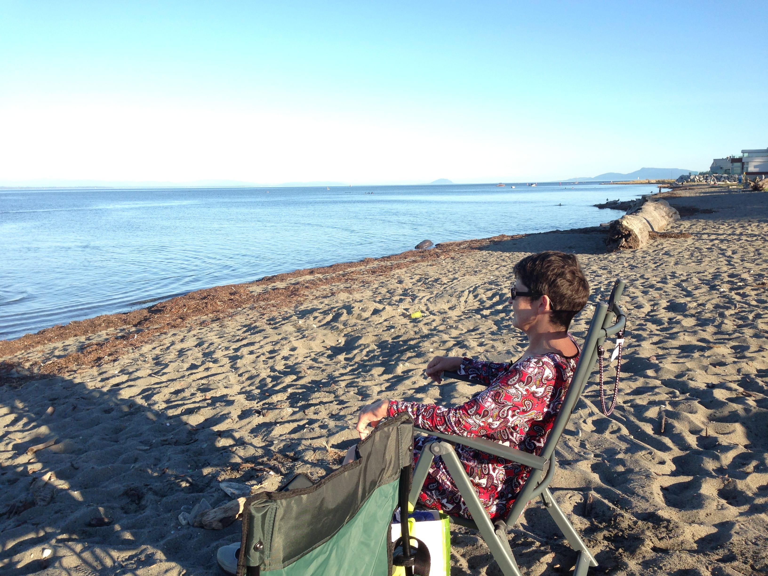 auntie stress centennial beach