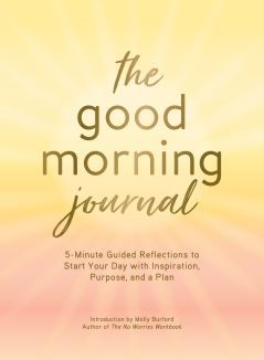 Jacket Cover of The Good Morning Journal