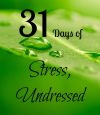 An A to Z of Stress, Undressed – Recap