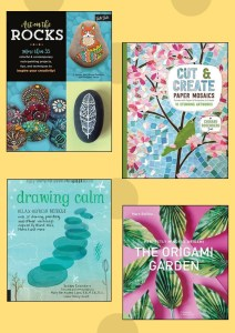 Book Giveaway: Meditative Arts and Crafts