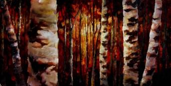 Autumn Birch 24x48 2013 (1024x516)