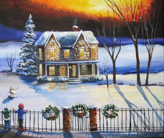 copy of christmas eve 20x24x1.5 2010