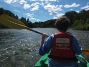 ...kayaking again!