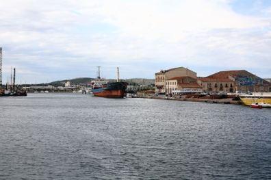 Port de Sète - Léonie