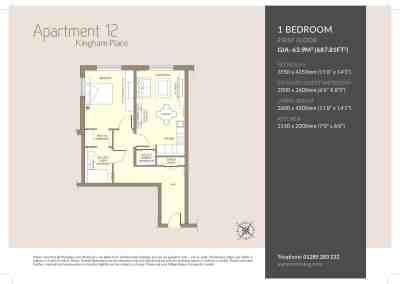 12 Kingham Place