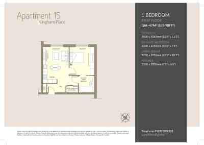15 Kingham Place