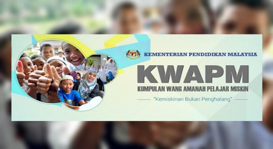 Cara Memohon KWAPM 2020 Kumpulan Wang Amanah Pelajar Miskin
