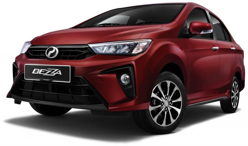 Harga & Facelift Baru Perodua Bezza 2020