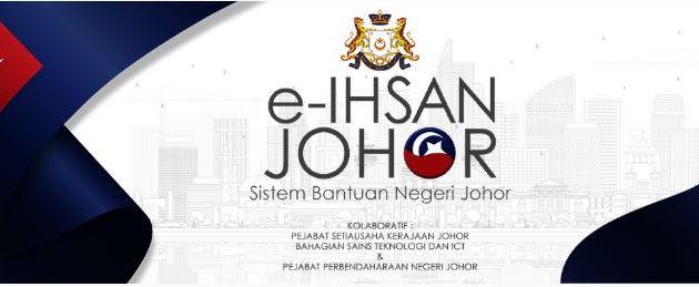 Semakan Status Bantuan Ihsan Covid-19 Johor Online