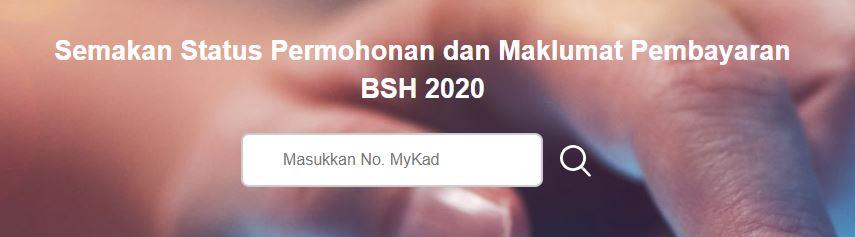 Bayaran BSH Fasa Ketiga
