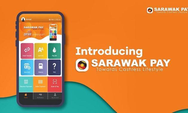 SarawakPay: Cara Register SarawakPay Online 2021
