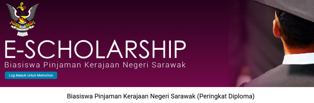 Permohonan Biasiswa BPKNS Sarawak 2021 Pelajar Diploma