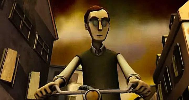 The Bicycle Day: l'animazione del primo trip LSD della storia