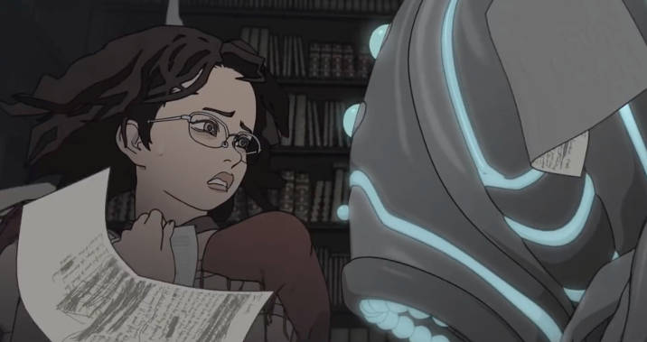 Force of Will: an anime inspired by H.P. Lovecraft's Call of Cthulhu is coming