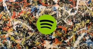 Jackson Pollock - Convergence