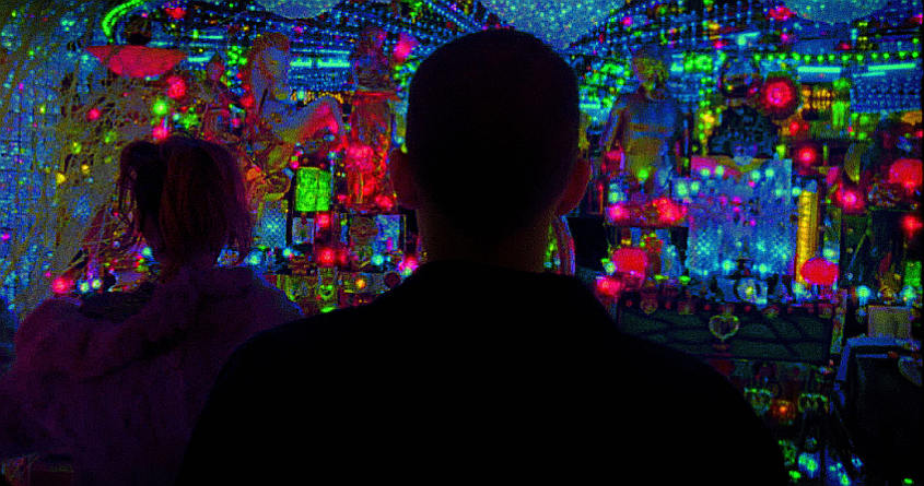 Enter the Void and Gaspar Noé's esoteric psychedelia