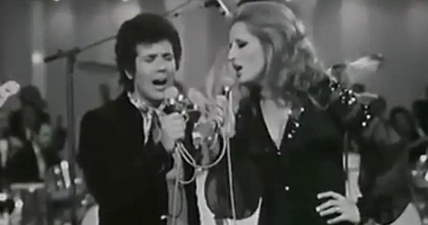 Mina e Battisti insieme nel 1972: i nove minuti che cambiarono la musica italiana