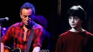 When Harry Potter rejected Bruce Springsteen