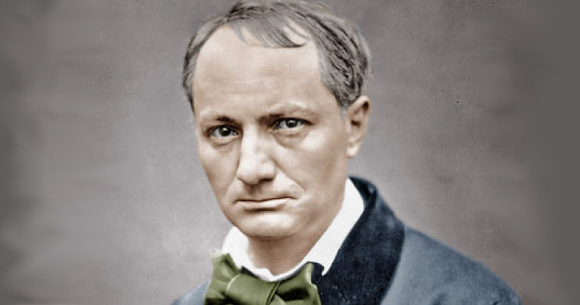 Gli effetti delle droghe spiegati da Charles Baudelaire