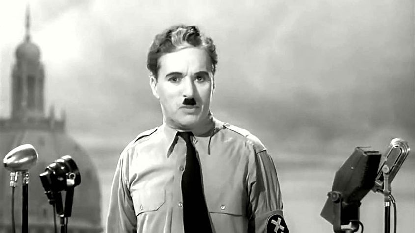 Il Grande Dittatore di Charlie Chaplin: l'ultimo tentativo di impedire ciò che fu