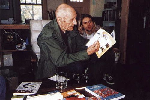 kurt_cobain-visiting-william_burroughs