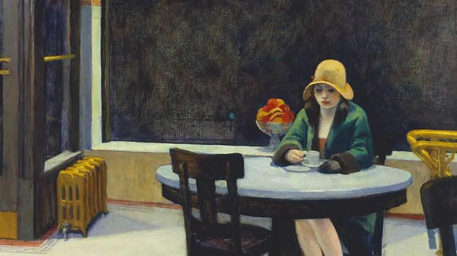 Edward Hopper: la poetica della solitudine