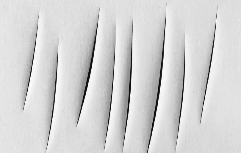 Risultati immagini per quadro tagli
