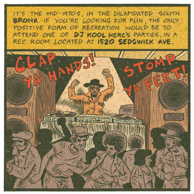 KoolHercComic