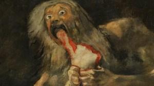 Saturno che divora i suoi figli: Francisco Goya e l'esasperazione del male