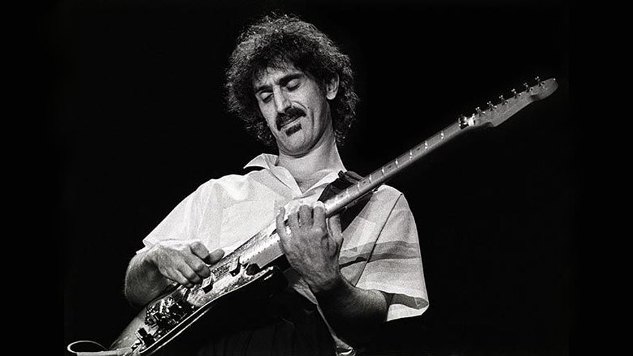 Frank Zappa's best songs: (re)discovering his guitar style