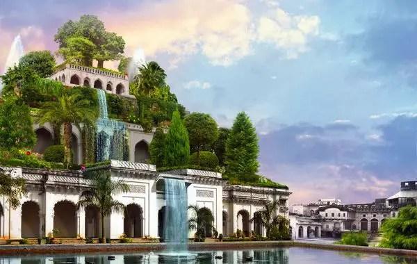 Giardini-pensili-di-Babilonia